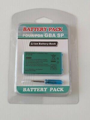 Batterie pour Nintendo Game boy Advance SP 3,7V - 850 mAh -...