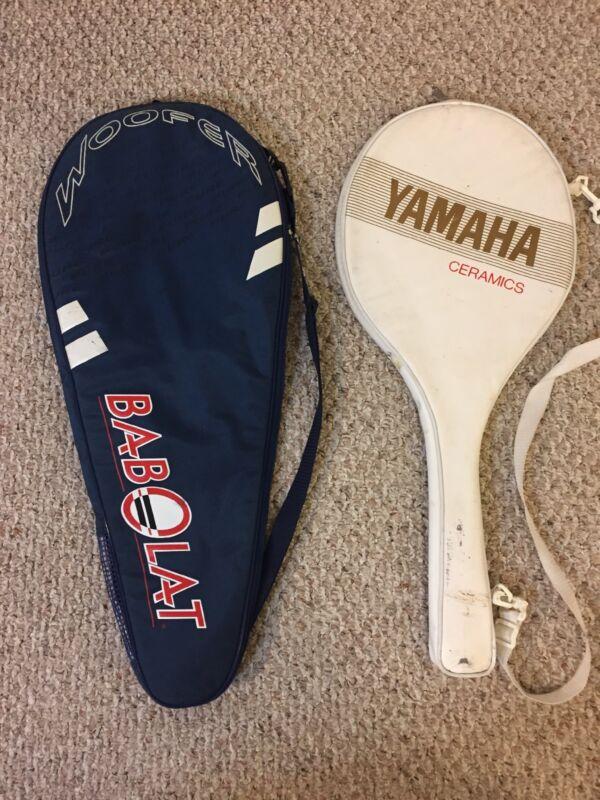 Babolat Yamaha Tennis Bag Case Cover for Tennis Racquet Racket Nice Bags Cases