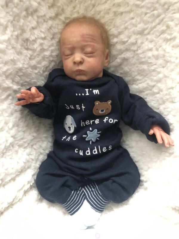 Ooak Reborn Baby Max/Maia!