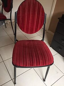 Dining chairs of 6 Belmore Canterbury Area Preview