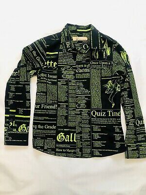 John Galliano authentic boys shirt size 134 8 years