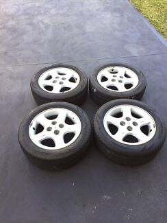 GREAT NISSAN WHEELS,  Quick sale!!!! Padstow Bankstown Area Preview
