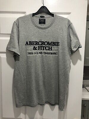 abercrombie and fitch t shirt (large Men's)