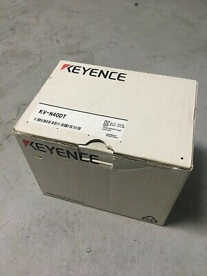 Keyence Kv-n40dt Plc Base Unit