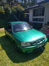Hyundai Accent 2000 Thornton Maitland Area Preview
