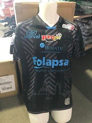 reboceros de la piedad michoacan marval third black jersey 2018-2019 authentic  (La Piedad)