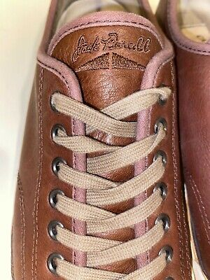 CONVERSE BY JOHN VARVATOS JACK PURCELL SNEAKER BROWN GRAIL MEN 1O Converse By John Varvatos