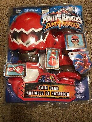Power Rangers Dino Thunder Swim Gear Disney Store (Swim Gear Store)