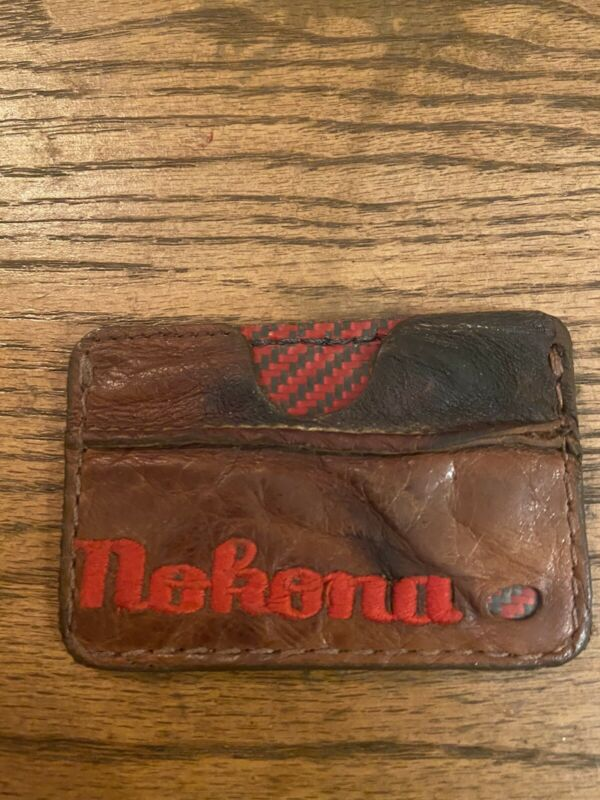 nokona baseball glove wallet
