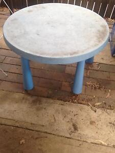 Ikea kids table and chairs Northmead Parramatta Area Preview
