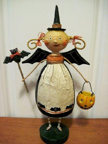ESC Lori Mitchell NEW Halloween Batty Betty Witch Figure