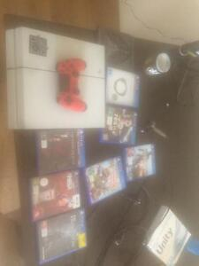 Playstation 4 + Games Geographe Busselton Area Preview