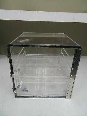 Nalgene 11 X 10.5 X 11- Desiccator Cabinet - No Dessicant Included - Ni30