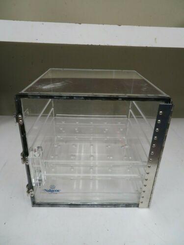 "Nalgene 11"" x 10.5"" x 11""- Desiccator Cabinet - no dessicant included - NI30"