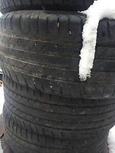 All seasons tires 235/55zr17 103 extraload