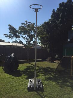 Netball Hoop Caboolture South Caboolture Area Preview