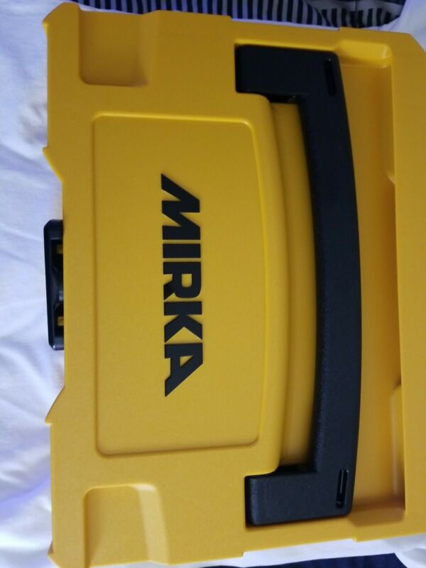 """MIRKA MIN6532011 T-LOCK  SYSTAINER  Case,16"""" X 12"""" X 7"""". NEW"""