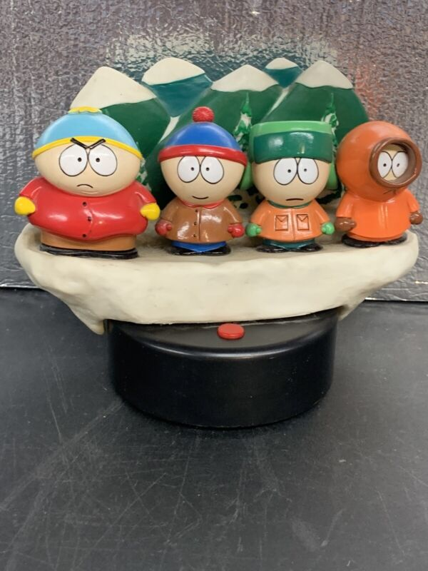 Vintage 1998 Comedy Central South Park Phone Pals Kenny Eric Kyle Stan Works