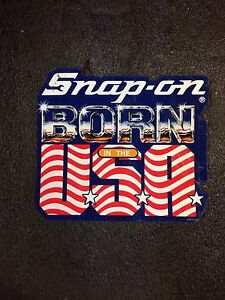 Snap On decals