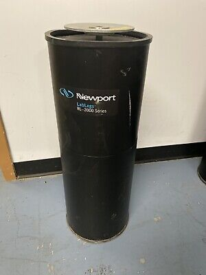 Newport Rl-2000 Nrc Rigid Optical Table