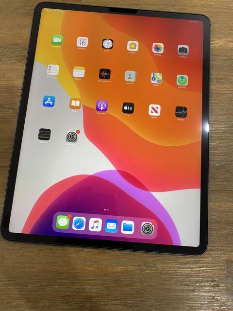"iPad Pro 12.9"" 3rd Gen 256GB Cellular, APPLE CARE UNTIL 4 ..."