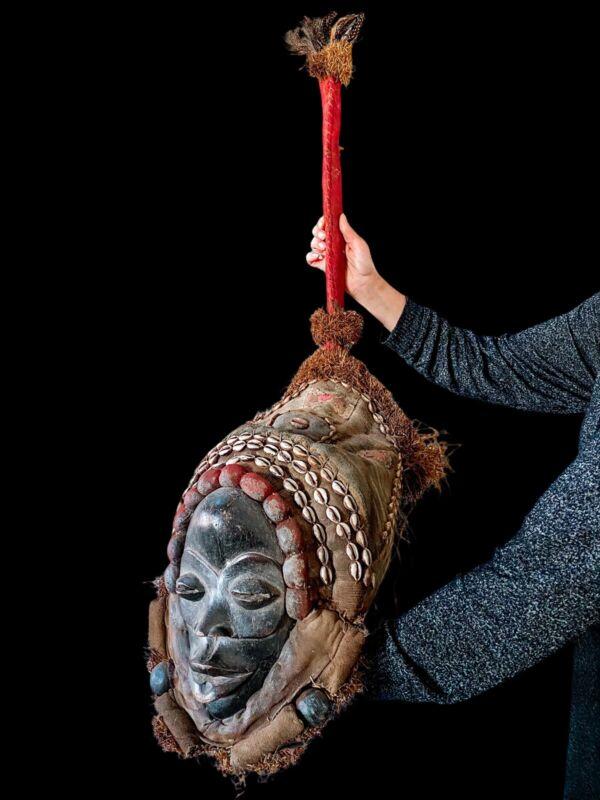 Dan African Mask   African Tribal Mask   African Art   Tribal Mask   Wood Mask