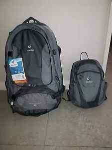 Deuter Backpack 55l.10l.15l Unused Currambine Joondalup Area Preview