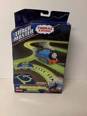 Thomas And Friends Trackmaster NEW Glow In The Dark Track Pack 15 Pieces