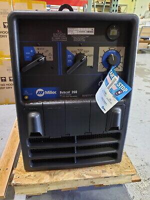 Used Miller Bobcat 260 Kohler Weldergenerator Wremote Startstop 907792001