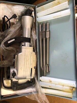 Huskie B65 Electric Demolition Hammer