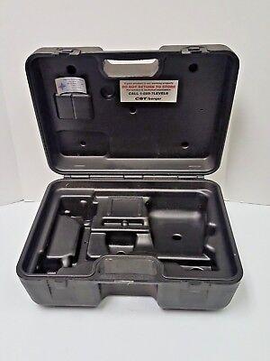 Cstberger Rotating Laser Hard Case Case Only Used