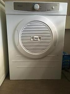 Haier HDY-M40 4 KG dryer Indooroopilly Brisbane South West Preview