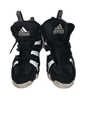 Adidas Kobe Bryant Crazy 8 Size 12 Black/ White Missing Shoe Lace.