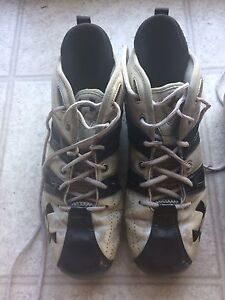 Under Armour Football Cleats Size 9