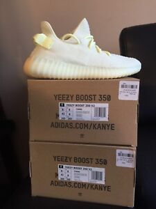 Yeezy butter size 8.5