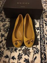 Authentic Gucci women ballet shoes brand NEW Chatswood Willoughby Area Preview