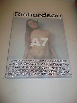 RICHARDSON MAGAZINE A7 - TORI BLACK - NOBUYOSHI ARAKI - ART FASHION PHOTOGRAPHY