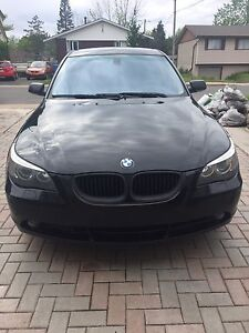 BMW 525XI MANUELLE TRES BONNE CONDITION