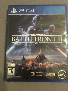 Star Wars battlefront 2 for ps4