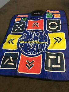 PlayStation PS2 DDR Dance rubber mat