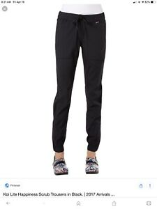 Koi happiness scrub pant