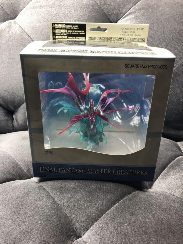 Square Enix Final Fantasy Master Creatures LEVIATHAN Figure NEW