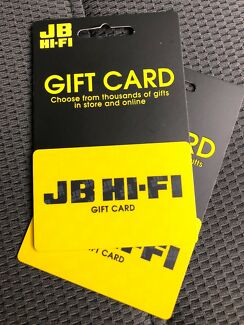 Coles gift card gumtree australia free local classifieds jb hifi gift cards 172700 negle Images