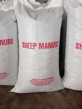 80L BAGS OF 100% SHEEP MANURE Fremantle Fremantle Area Preview