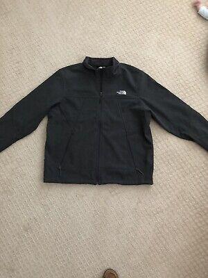 North Face Mens Jacket Gray XL