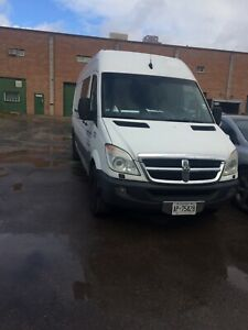 Sprinter Van for sale!