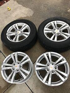 10-16 Chevrolet Equinox rims