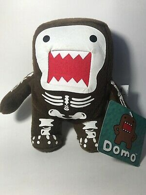 "DOMO KUN SKELETON 7"" PLUSH STUFFED TOY DOLL BY NANCO HALLOWEEN 2012](Domo Halloween)"
