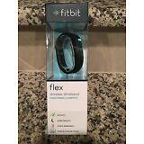 NEW Fitbit Flex Wireless Activity Wristband & Sleep Tracker Large & Small -Black