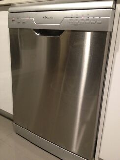 Stainless Steel Modern Dishwasher